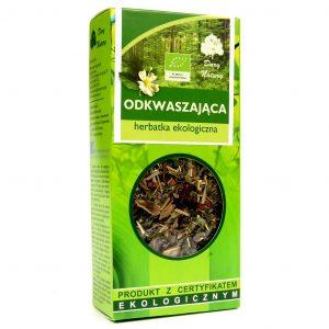 Dary Natury Herbatka Odkwaszająca 50g EKO