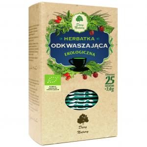 Dary Natury Herbatka Odkwaszająca 25sasz. EKO