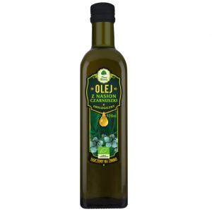 Dary Natury Olej z nasion czarnuszki 250ml EKO