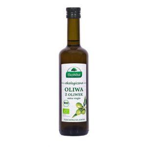EKOWITAL Oliwa z oliwek extra virgin BIO 500ml