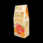 DIET-FOOD Papier jabłko+rabarbar 25g BIO