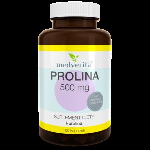 Medverita Prolina 500 mg 100 kap