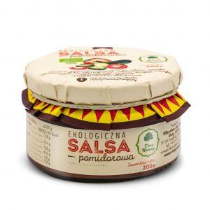 Dary Natury Salsa pomidorowa 200g EKO