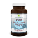 Medverita ZMP chelaty cynku i magnezu 60 kap