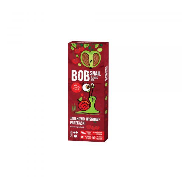 Żelki jabłkowo-wiśniowe Bob Snail 30g