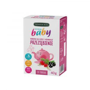 Herbatka dla dzieci i niemowląt na przeziębienie