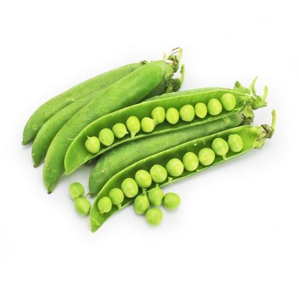Groszek zielony świeży (około 0,2kg) BIO