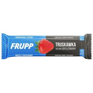 Frupp baton liofilizowany truskawka 10g