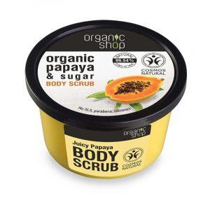 Peeling z papai Organic Shop