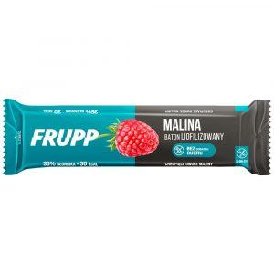 Frupp malina - baton liofilizowany 10g