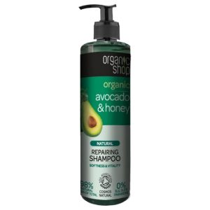 Organic Shop szampon awokado