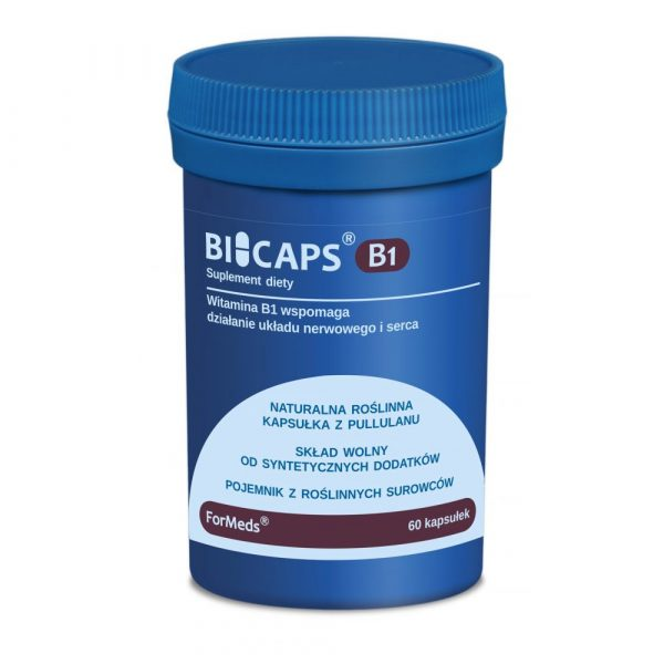 Witamina B1 60 kaps Formeds