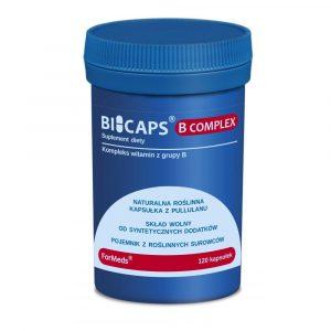 BICAPS B complex120kaps