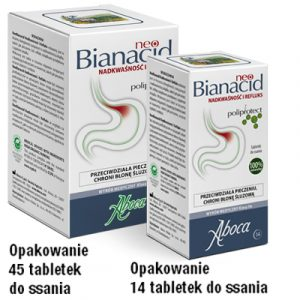 Aboca Neo Bianacid 14 tabl.