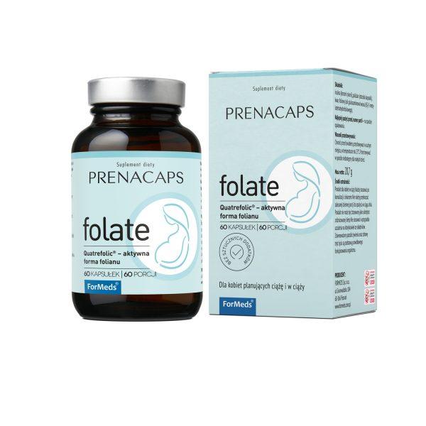 Formeds PRENACAPS Folate 60 kap