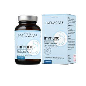 Formeds PRENACAPS Immuno 60kap
