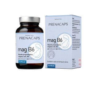 Formeds PRENACAPS Mag B6 60kap