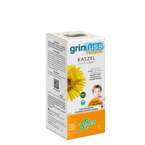 Aboca Grintuss Pediatric syrop 128g