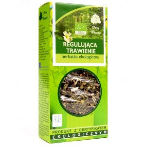 Dary Natury Herbata regulująca trawienie 50g EKO
