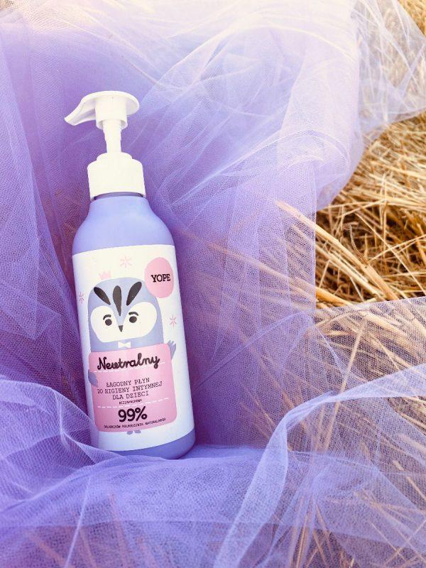 Yope Płyn do higieny intymnej dla dzieci 300ml