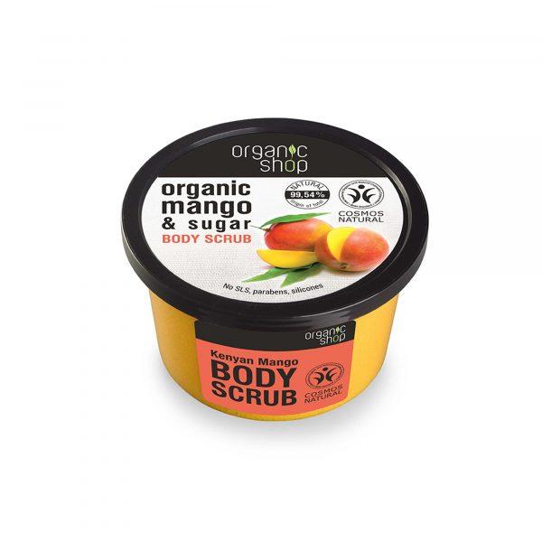 Peeling mango Organic Shop