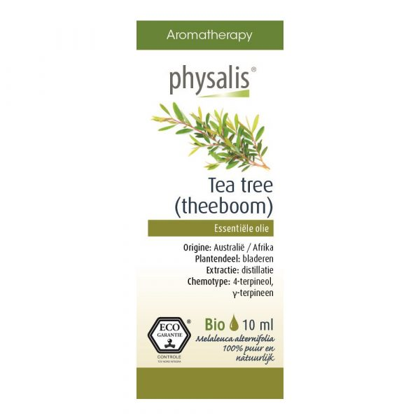 Physalis Olejek drzewo herbaciane 10ml BIO