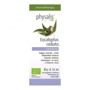 Physalis Olejek eukaliptus 10ml BIO