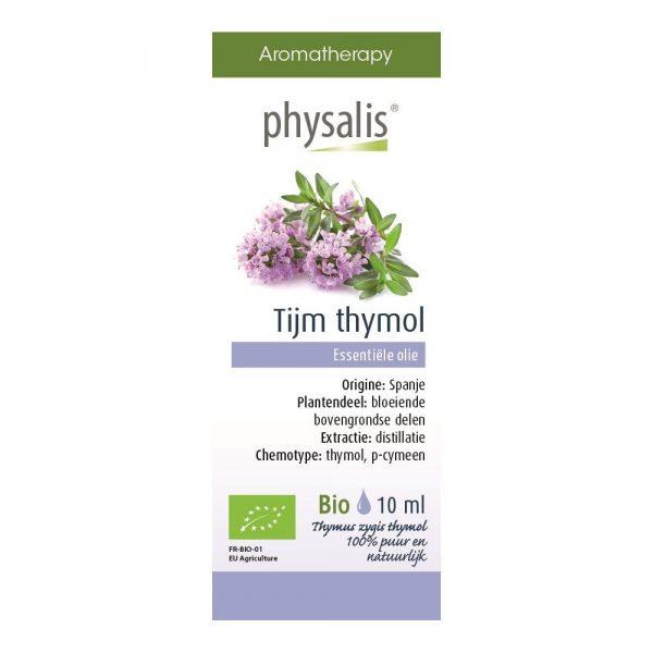 Physalis Olejek tymiankowy thymus 10ml