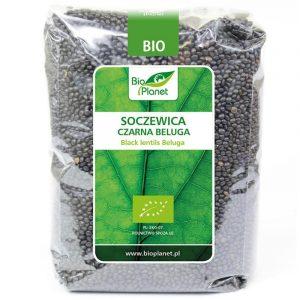 Bio Planet Soczewica czarna 1kg BIO