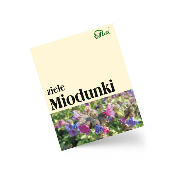 Miodunka ziele Flos 50g