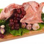 Polskie Eko Zagrody Porcja rosołowa z indyka (około 0,8kg) eko
