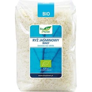 Bio Planet Ryż Jaśminowy biały bezgl. 1kg BIO