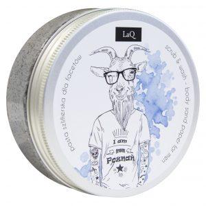 LATECH Naturalny peeling myjący 200ml