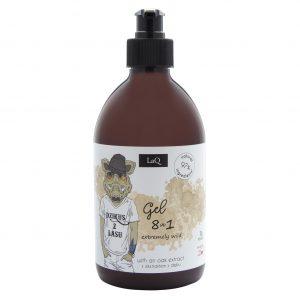 LATECH Żel pod prysznic 8w1-dzik 300 ml