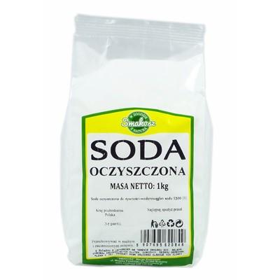 Smakosz Soda Oczyszczona 1kg