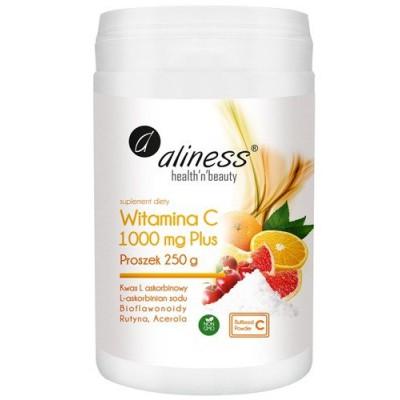 Aliness Witamina C 1000mg 250g