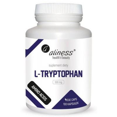 Aliness L-Tryptophan 500mg 100 kaps