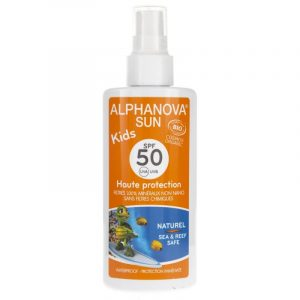 Alphanova Spray przeciwsłoneczny SPF 50 KIDS