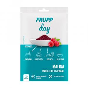 Malina liofilizowana bez cukru Frupp 10g