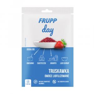 Truskawka liofilizowana bez cukru Frupp 10g