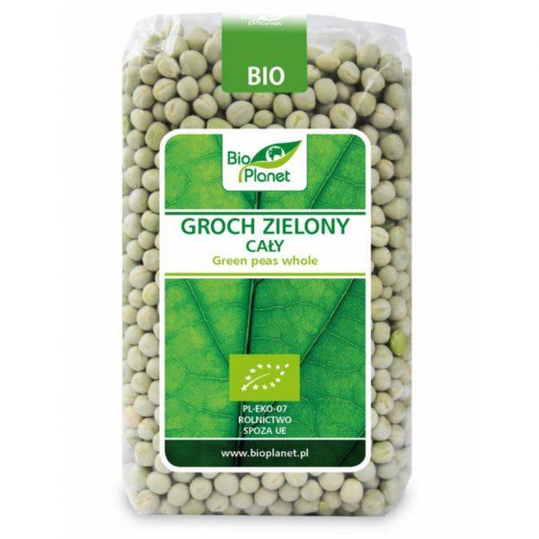 Bio Planet Groch zielony 500g BIO