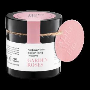 Make Me Bio Krem nawilżający Garden Roses 60ml