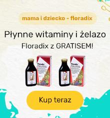 Płynne witaminy i żelazo