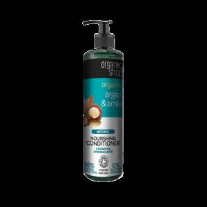 Odżywka do włosów Argan i Amla Organic Shop 280ml