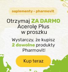 Otrzymaj za darmo Acelorę Plus w proszku