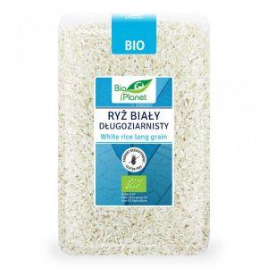 Bio Planet Ryż Biały długoziar. bezgl. 1kg BIO