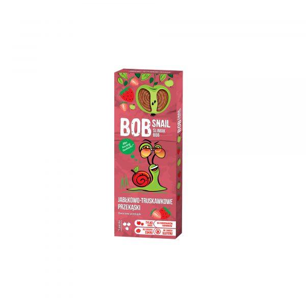 Żelki jabłkowo-truskawkowe Bob Snail 30g