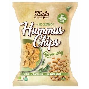 Chipsy z ciecierzycy z rozmarynem bezgl. 75g BIO