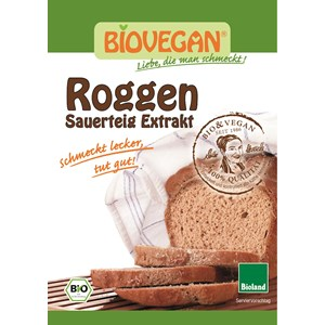 Biovegan Zakwas chlebowy żytni 30 g BIO