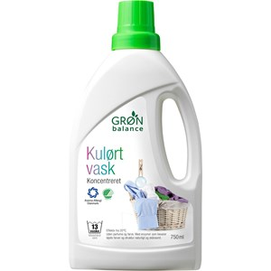 Płyn do prania kolorowych ubrań 750 ml - GRON BALANCE